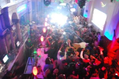 Ultrabar New Years Eve Washington DC