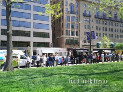 Your Guide to DC Food Trucks - DC Clubbing