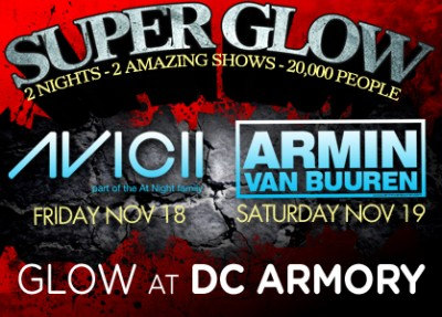 super glow november 18 & 19