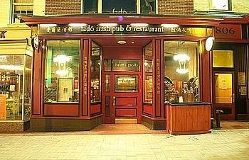 fado irish pub chinatown