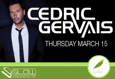 cedric gervais at lima lounge
