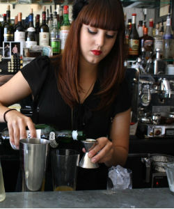 Mean Bartender