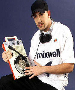 Poser DJ