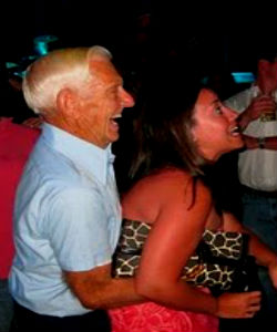 Old Man in Club