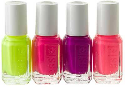cheap neon nail polish