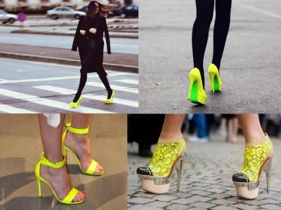 best neon shoes