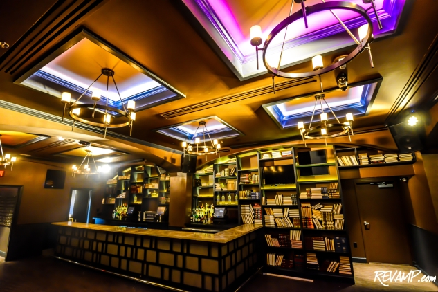 The Library at Huxley DC